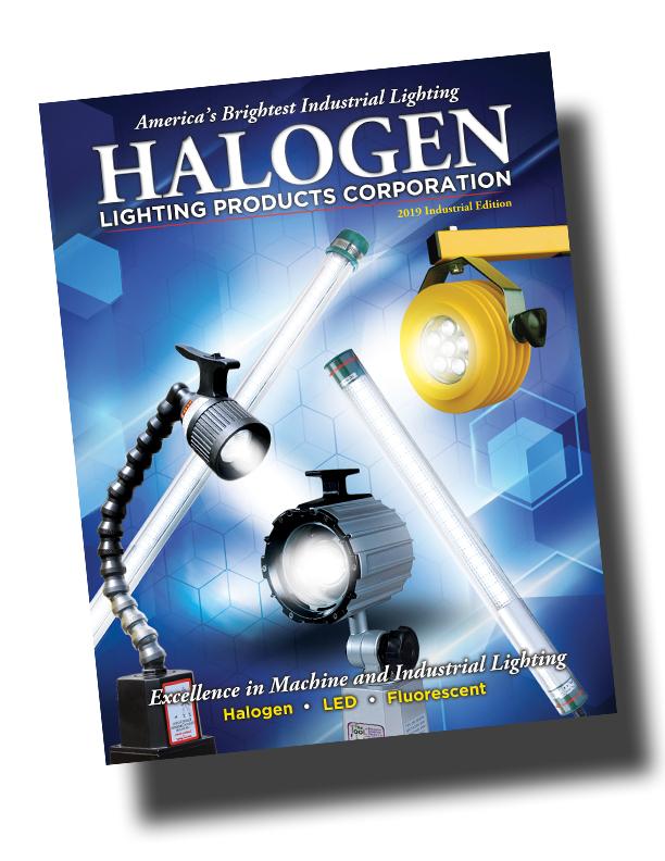 2019 Machine Lighting Catalog Free   Halogen Lighting